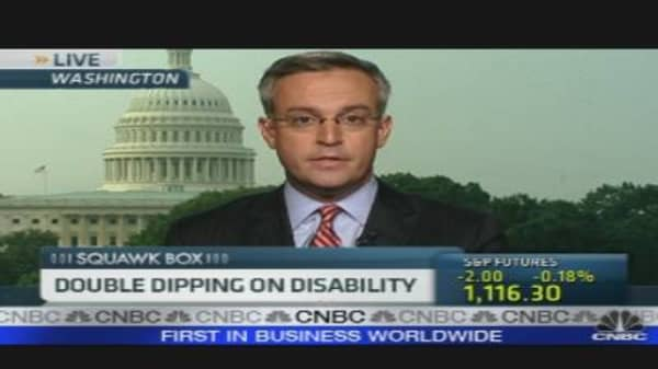 Double Dipping on Disability