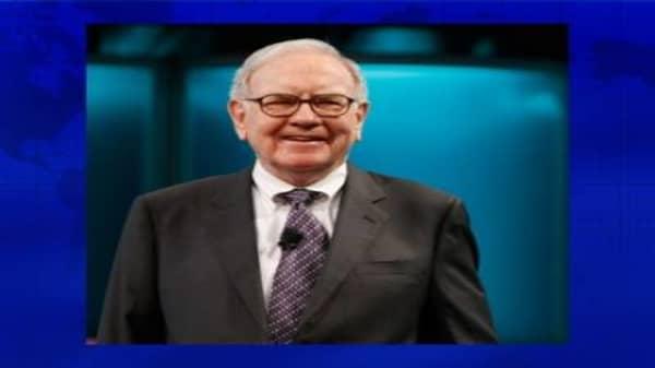 Buffett, Bloomberg & Charity