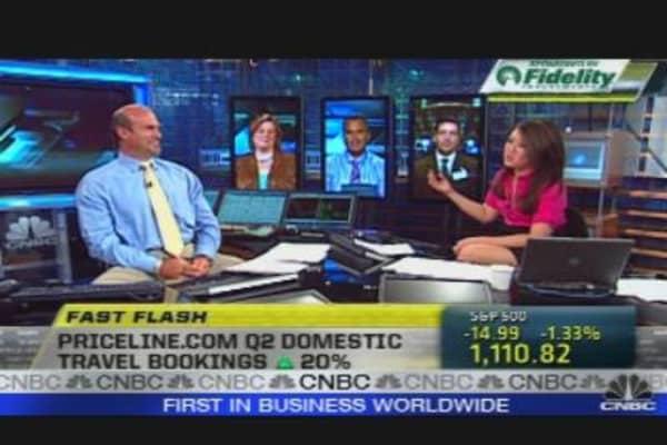 Stock Watch: Cisco, Priceline & Berkshire