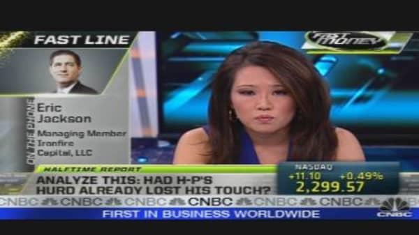 Stock Watch: Nexen, Hewlett-Packard