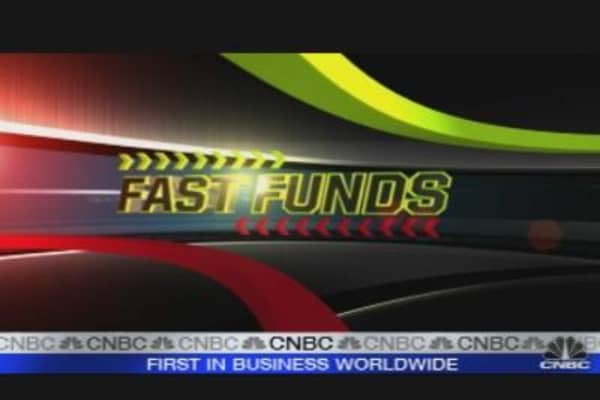 Fast Funds: New Commodity ETF