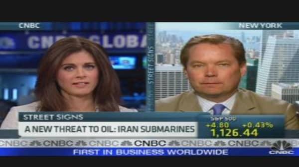 New Threat to Oil: Iran
