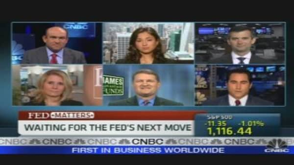 The Fed & the Markets