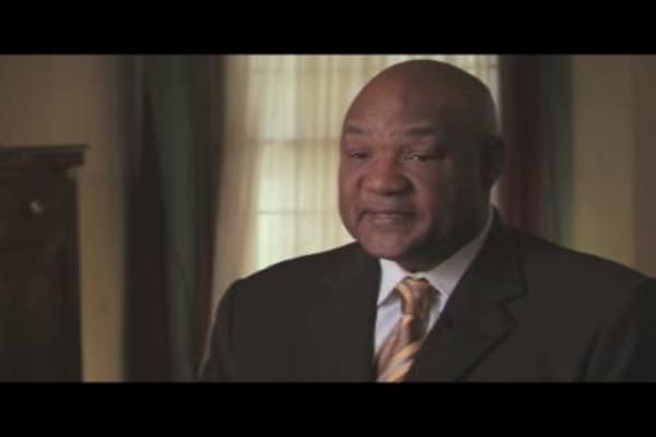 George Foreman's Life Changing Event