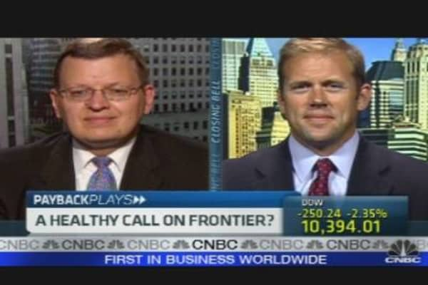 A Healthy Call on Frontier?