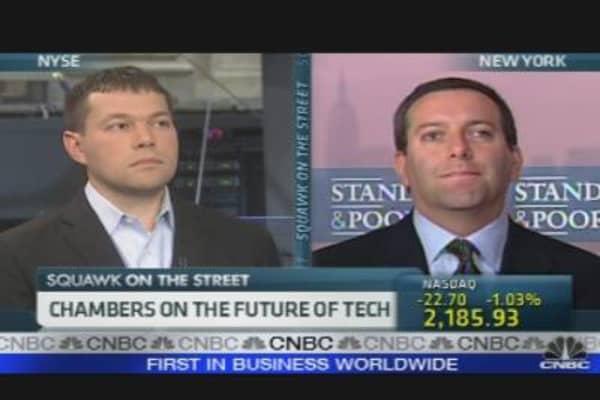 Tech Turnaround on Horizon?