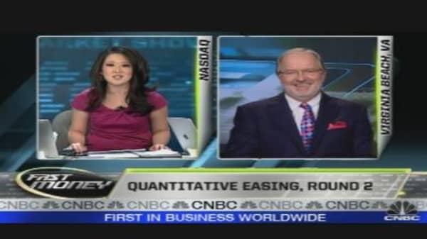 Quantitative Easing, Round 2