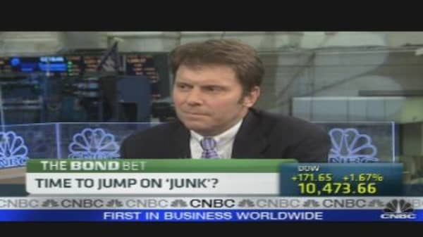 Time to Jump on Junk?