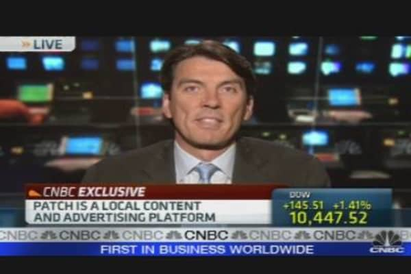 AOL's Big Bet on Local News