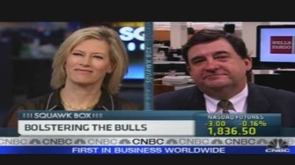 Bolstering the Bulls