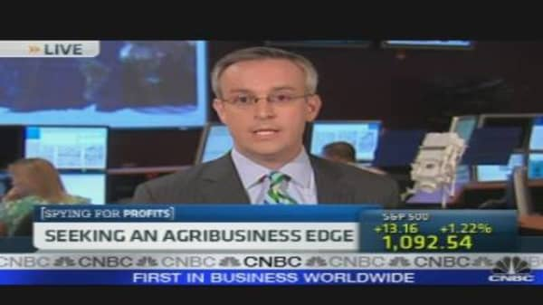 Spying for Profits: Agriculture