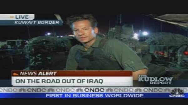 The Road Out of Iraq