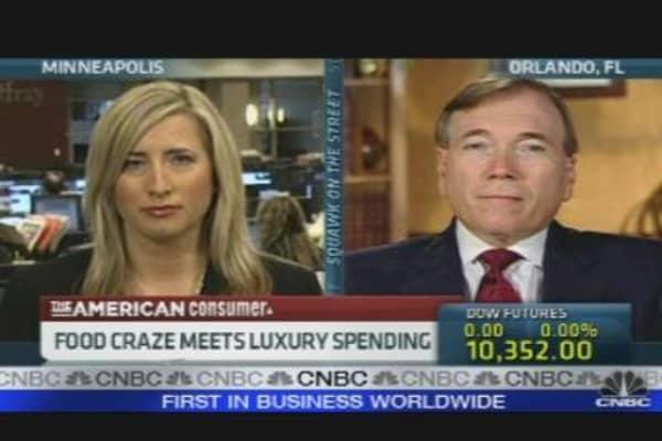 Food Craze Meets Luxury Spending
