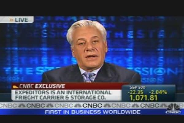 Expeditors International CEO on the Record