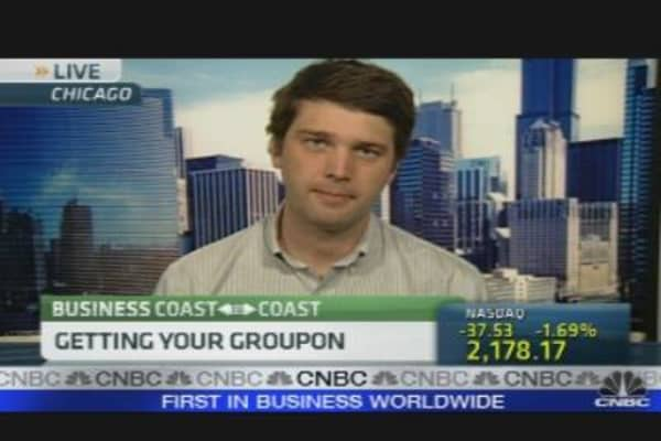 Groupon: Fastest Growing Company Ever?