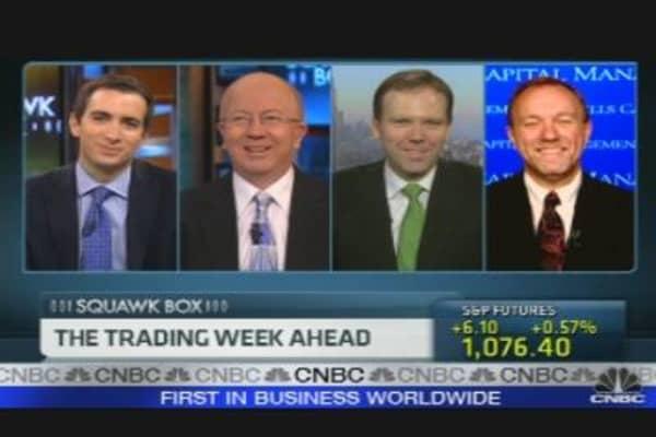 The Trading Week Ahead