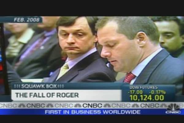 The Fall of Roger