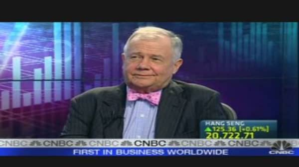 Investors Must Own Real Assets: Rogers