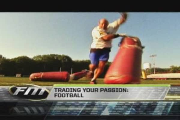 Trading Your Passion: Sports Stocks