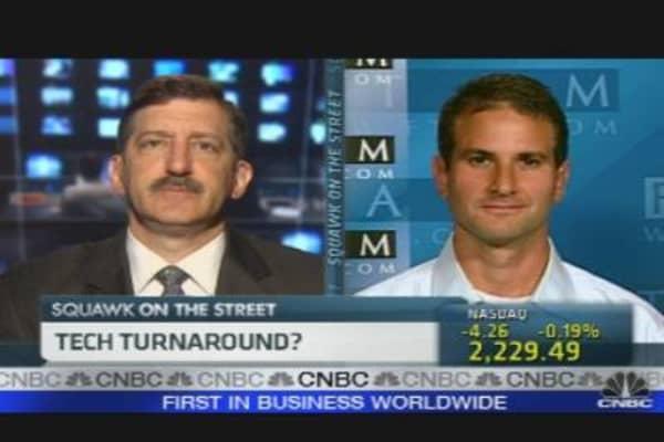 Tech Turnaround?