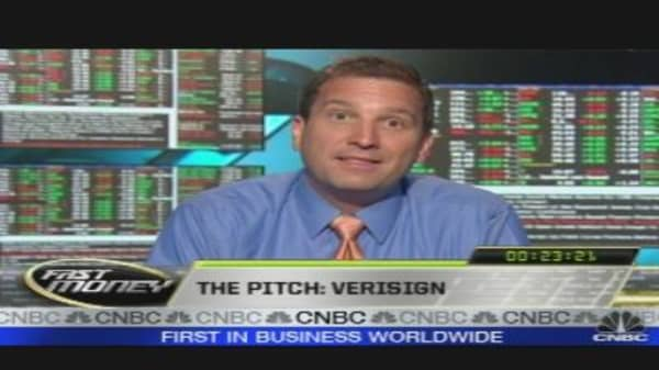 The Pitch: Verisign