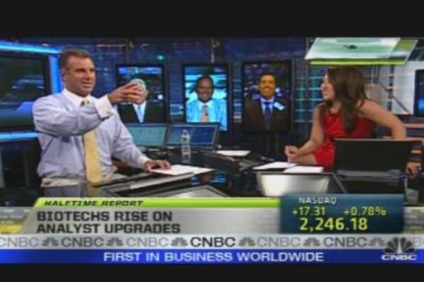 Market Watch: Biotech & Materials