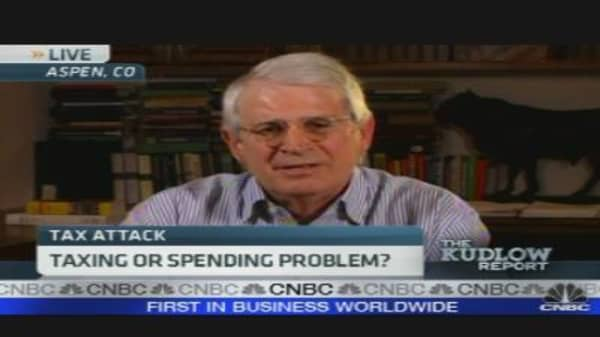 Taxing or Spending Problem?