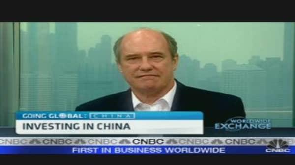 Stocks with Chinese Exposure