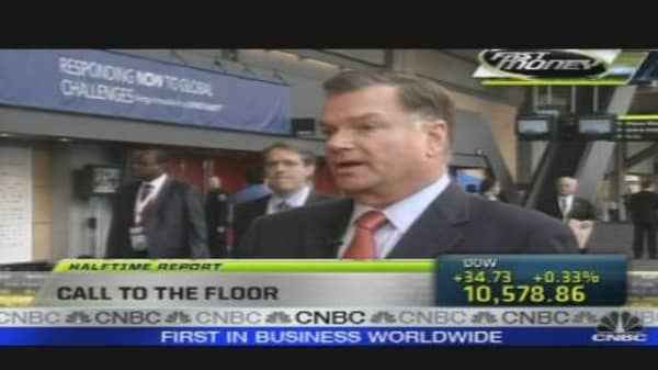 Call to the Floor: Peabody Energy CEO
