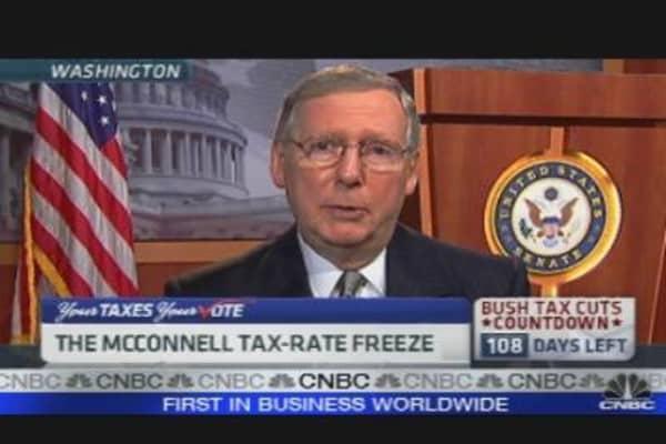 Washington Tax War