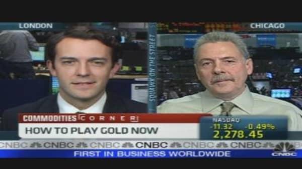 Gold Hits Record High