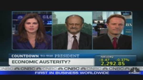 Economic Austerity?
