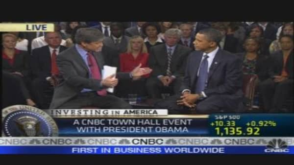 Obama: Will Geithner & Summers Remain