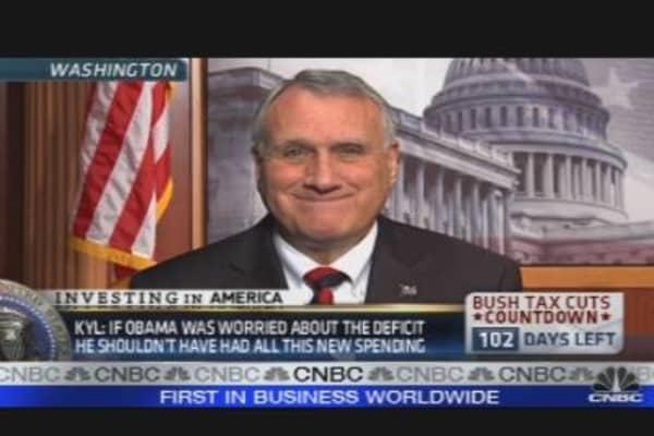 Obama & the Bush Tax Cuts