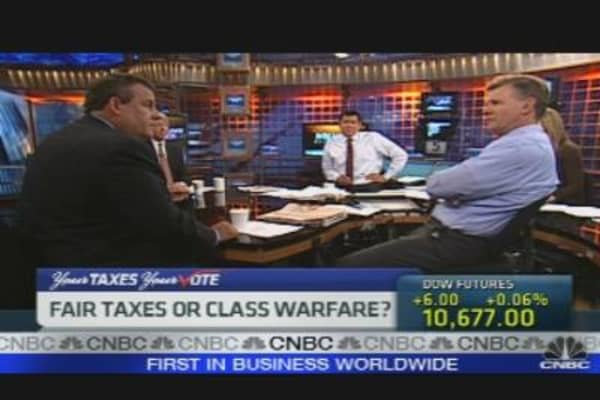 Fair Taxes or Class Warfare?