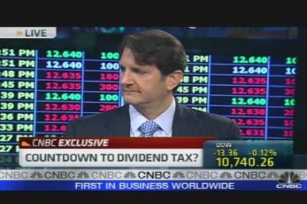Countdown to Dividend Tax