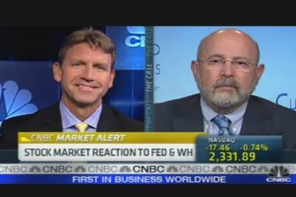 Markets React to Fed