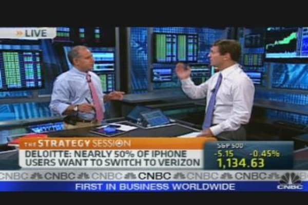 AT&T & Verizon: Mutually Assured Destruction?