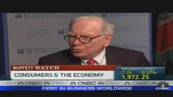 Buffett on American Consumer