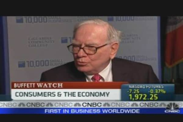 Buffett on American Consumer