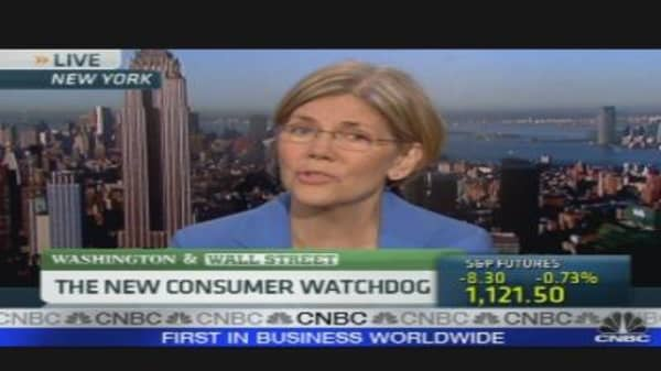 The New Consumer Watchdog