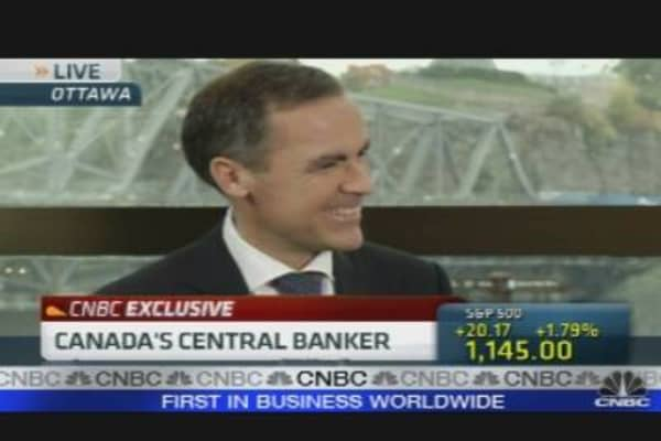 Canada's Central Banker