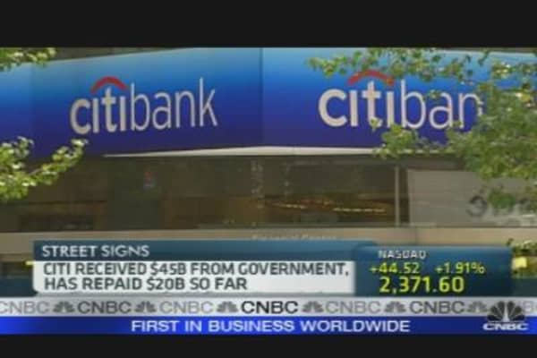 Citi's Pay Day