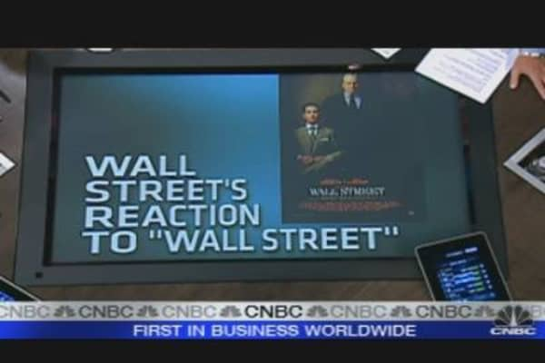 Traders Preview Wall Street II