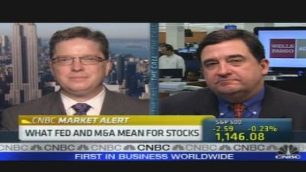 Checking M&A Pulse
