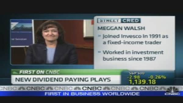 New Dividend-Paying Plays