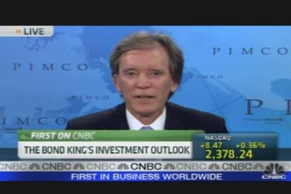 Bond King Shares Gloomy Outlook