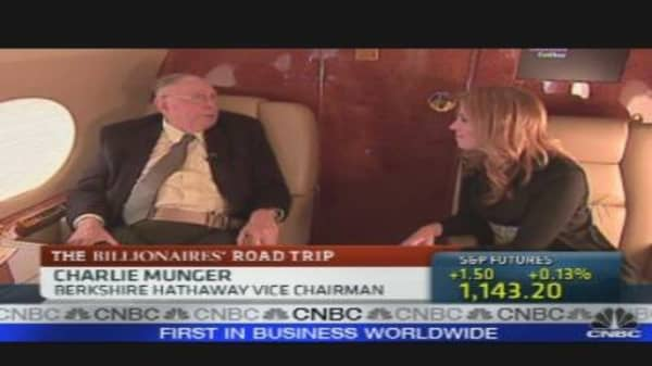 Buffett and Munger on China's BYD