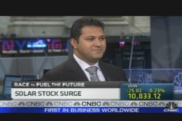 Bullish on Solar Stocks