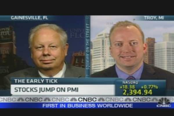 The Early Tick